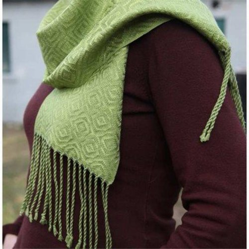 Valley Yarns #63 Advancing Twill Scarf PDF -  ()