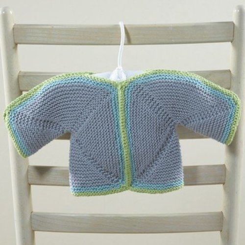 Valley Yarns 634 Maia Baby Cardigan - Download (634)