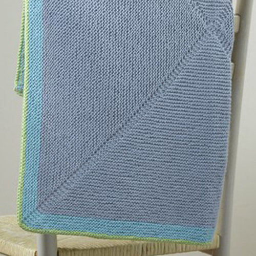 Valley Yarns 635 Maia Baby Blanket - Download (635)