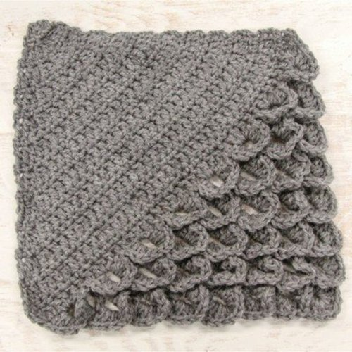 Valley Yarns 644 Mystery Crochet-A-Long Blanket (Free) -  ()