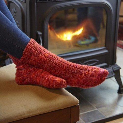 Valley Yarns 651 Rugosa House Socks - Download (651)