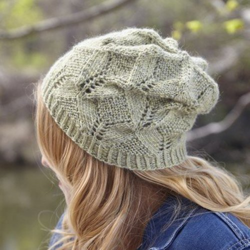 Valley Yarns 658 Atrium Hat - Download (658)
