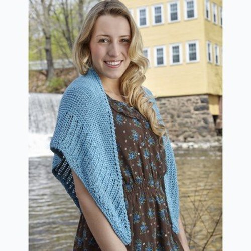 Valley Yarns 662 Shop Hop Shawl - Download (662)