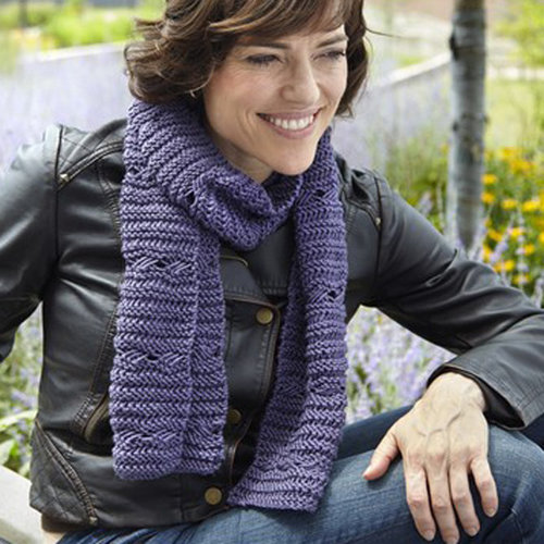 Valley Yarns 664 Twig Scarf - Download (664)