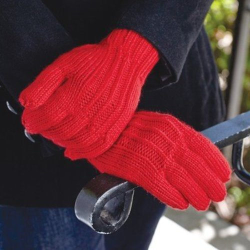 Valley Yarns 674 Extensor Gloves - Download (674)