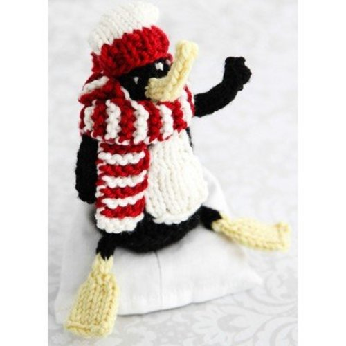 Valley Yarns 679 Hot Chocolate Run Penguin - Download (679)