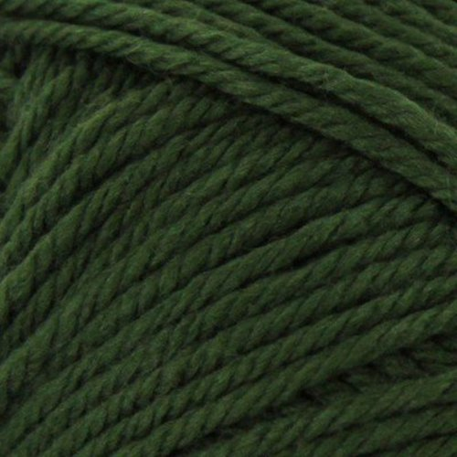 Valley Yarns 686 Leaves and Lines Afghan Kit - Green - Small (04)