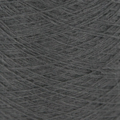 Valley Yarns 693 Magda Shawl Kit - Charcoal (CHAR)