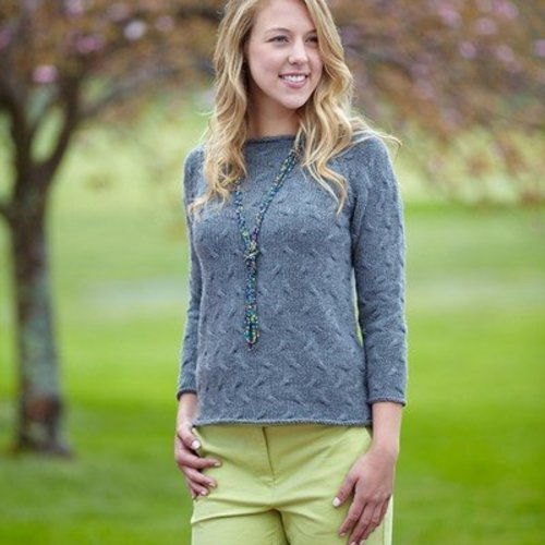 Valley Yarns 694 Nora Pullover - Download (694)