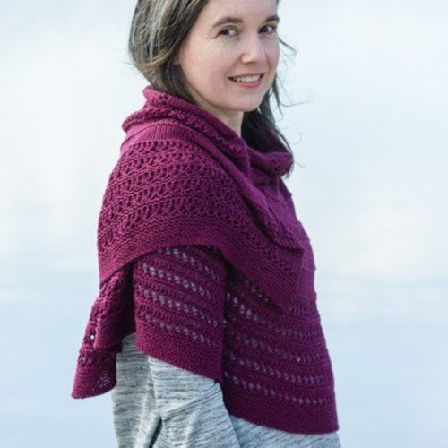 Valley Yarns 716 Sequoyah Shawl - Download (716)