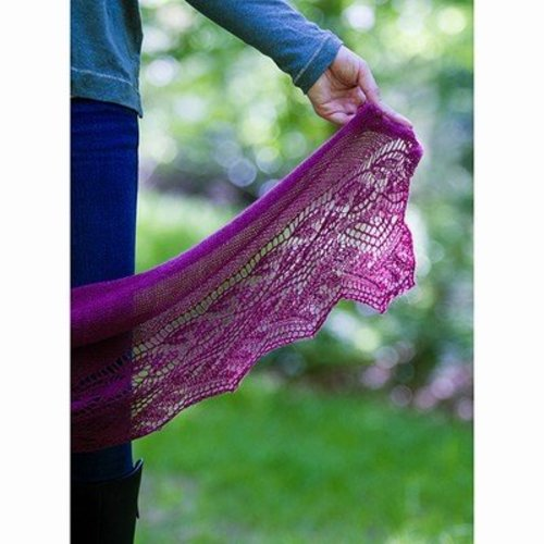 Valley Yarns 719 Crisanta Shawl - Download (719)