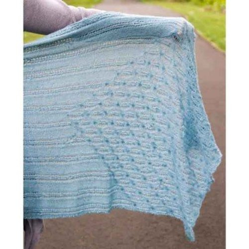 Valley Yarns 721 Shenandoah Valley Shawl - Download (721)