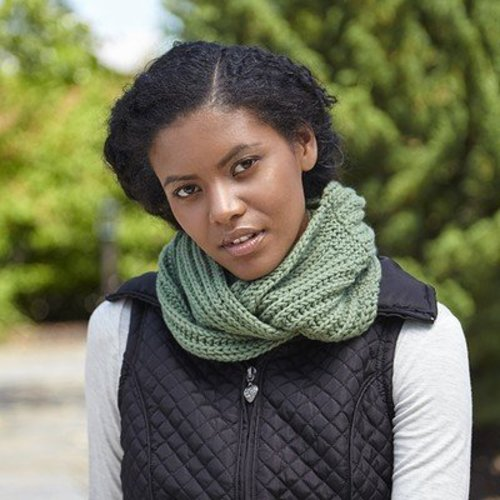 Valley Yarns 722 Agata Cowl - Download (722)