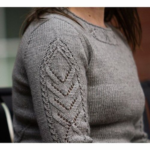 Valley Yarns 730 Irena Pullover - Download (730)