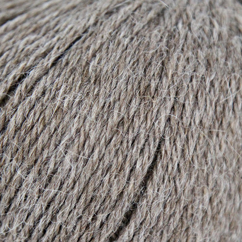 Valley Yarns 736 Ansonia Shawl Kit - Bark (BARK)