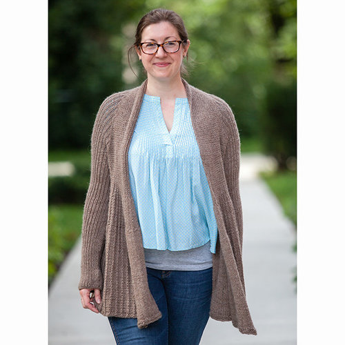 Valley Yarns 737 Rays Cardigan -  ()
