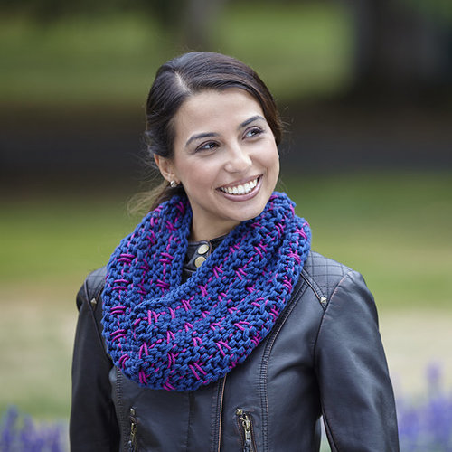 Valley Yarns 746 Harbin Cowl - Download (746)