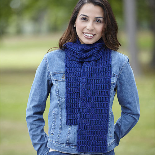 Valley Yarns 752 Blurry Lines Scarf - Download (752)