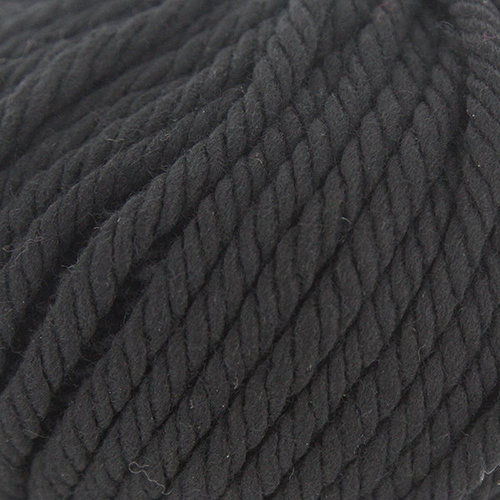 Valley Yarns 754 Ziggy Scarf Kit - Black (003)
