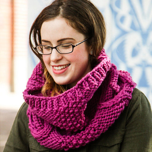 Valley Yarns 757 Curvaceous Cowl - Download (757)