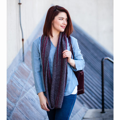 Valley Yarns 759 Partridgefield Cowl - Download (759)