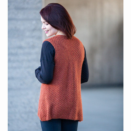 Valley Yarns 760 Hinsdale Vest - Download (760)