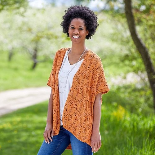 Valley Yarns 772 Cloe Cardigan - Download (772)