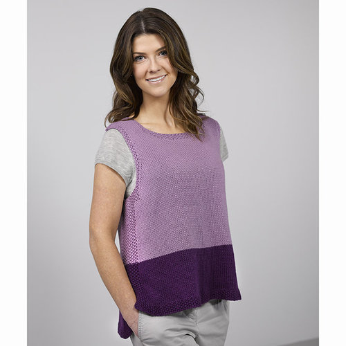 Valley Yarns 775 Summer Seeds Tank Kit - 38-42 (01)