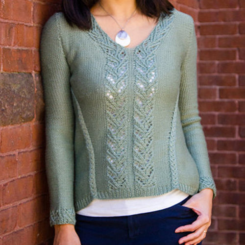 Valley Yarns 777 Sabine Pullover Kit -  ()