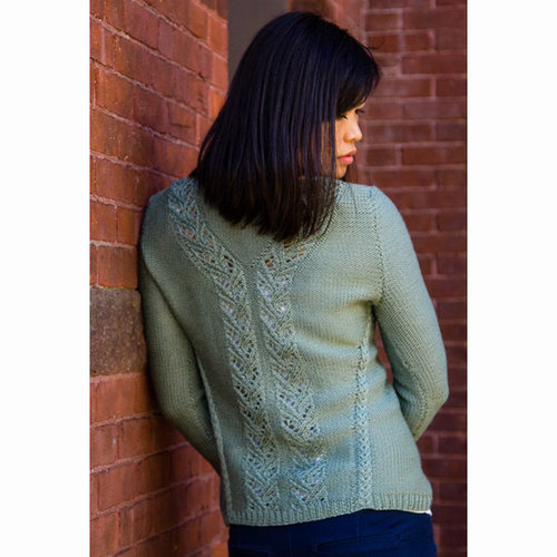Valley Yarns 777 Sabine Pullover - Download (777)