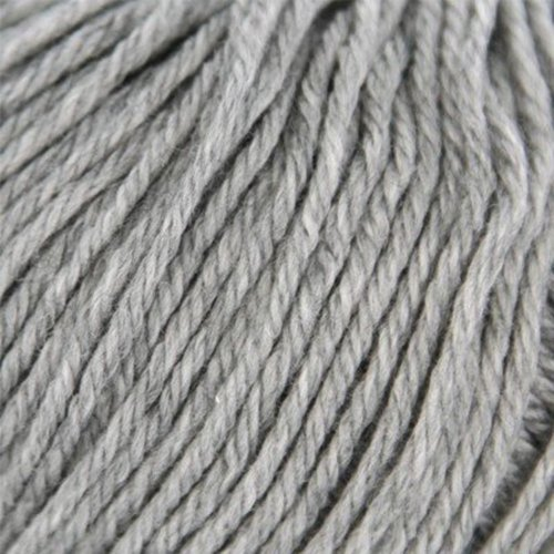 Valley Yarns 778 January Morning Cowl Kit - Light Gray Heather (01)