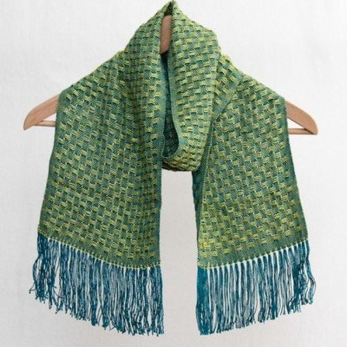 Valley Yarns #78 Lemongrass Scarf PDF -  ()