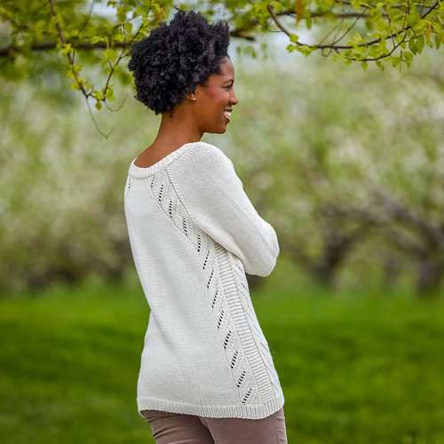 "Valley Yarns 787 Colum Cardigan Kit - 32"" (01)"