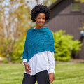 Valley Yarns 789 Inis Wrap Kit - Teal (01)