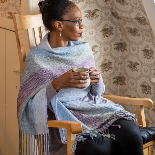 Valley Yarns #79 Comfort Shawl PDF -  ()