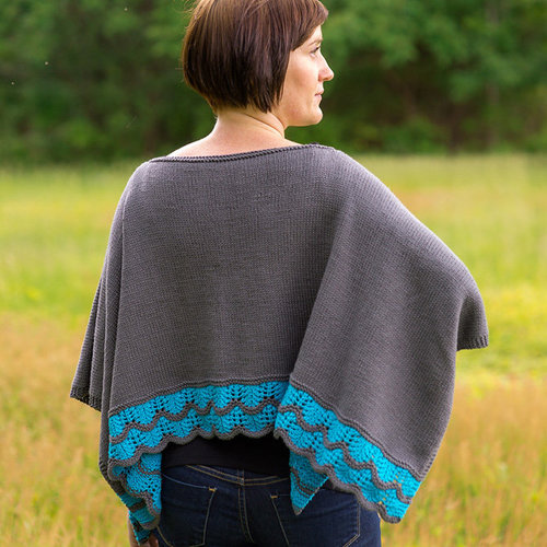 Valley Yarns 794 Breezeway Poncho - Download (794)
