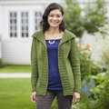 "Valley Yarns 797 Basil Cardigan Kit - 56"" (06)"