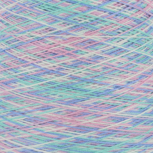 Valley Yarns 8/2 Variegated Cotton - Baby Pastel (9490)