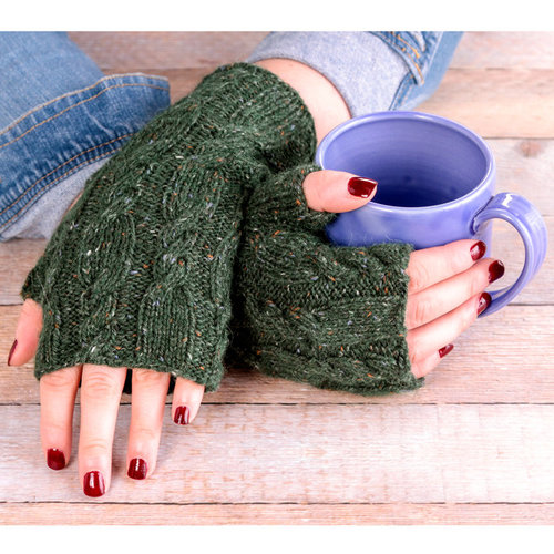 Valley Yarns 808 Duxbury Mitts - Download (808)