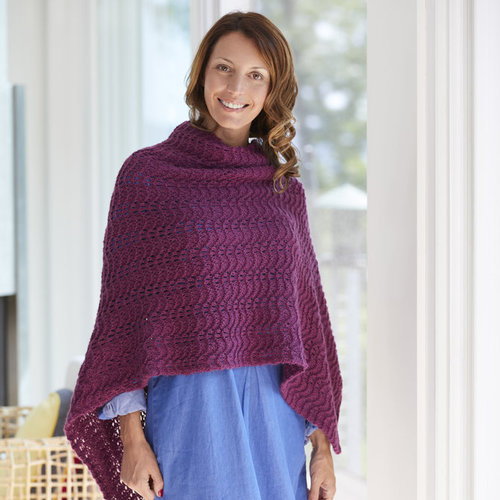 Valley Yarns 819 Pinion Feather Wrap - Download (819)