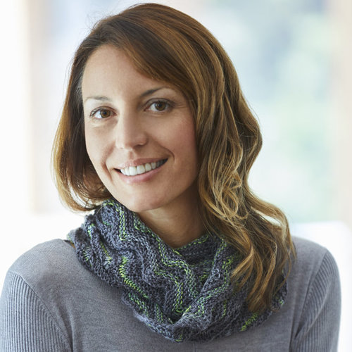 Valley Yarns 825 Zap Cowl - Download (825)