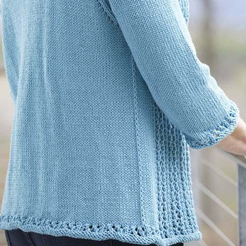 Valley Yarns 833 Deauville Cardigan - Download (833)