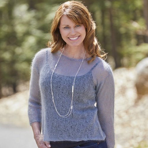 "Valley Yarns 836 Cirrus Pullover Kit - 32-37¼"" (01)"