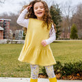 Valley Yarns 846 Bandwith Tunic Kit - 6-10yr (04)
