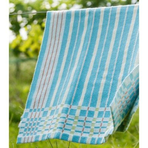 Valley Yarns #85 Summer Garden Towel PDF -  ()