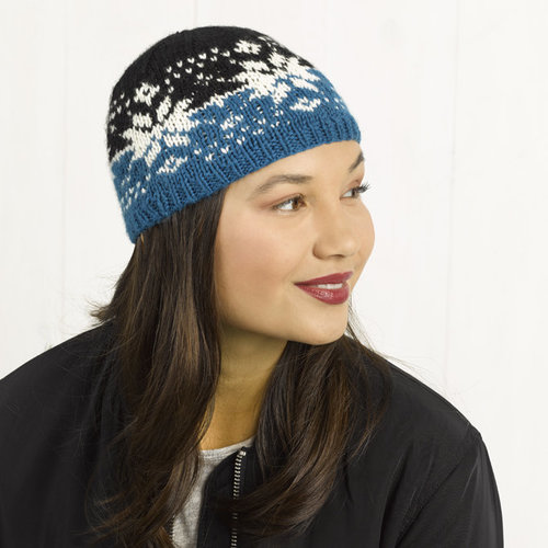 Valley Yarns 883 Let It Snow Kit - Model (01)