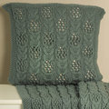 Valley Yarns 884 Mistletoe Set Kit - Cushion (01)