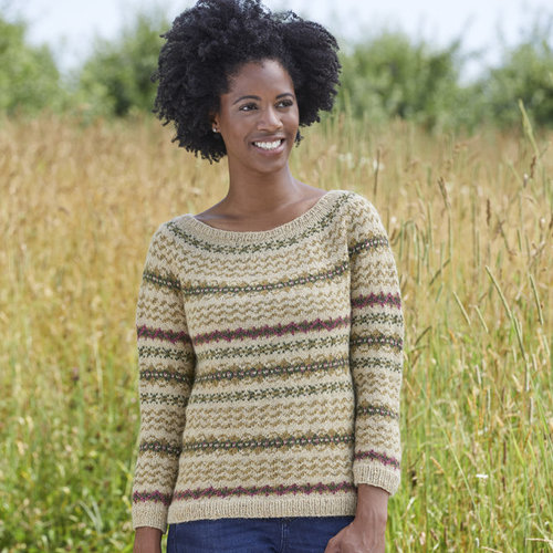 Valley Yarns 942 Peppercorn - Download (942)