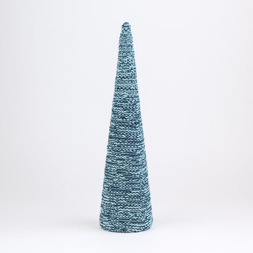 Valley Yarns 970 Holiday Trees Kit - Ocean (01)