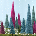 Valley Yarns 970 Holiday Trees Kit - Full Kit (07)